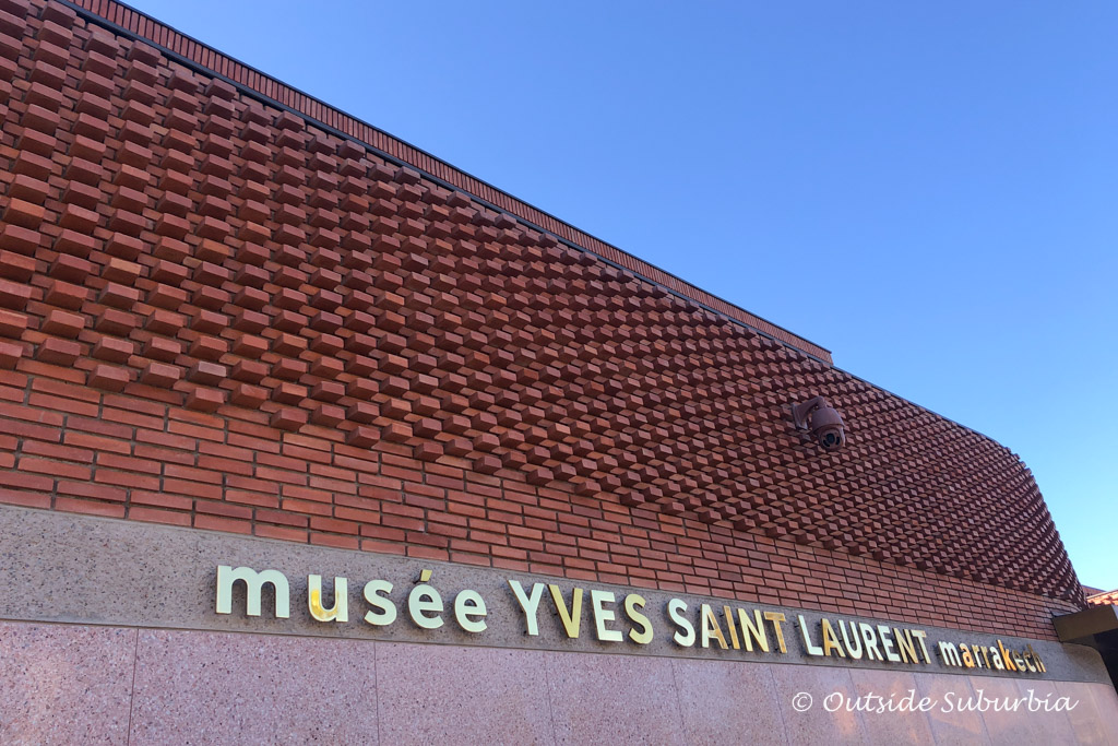 YSL Museum, Marrakech | Outside Suburbia