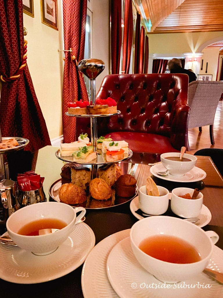 Afternoon Tea at The Yeatman Hotel | Outside Suburbia
