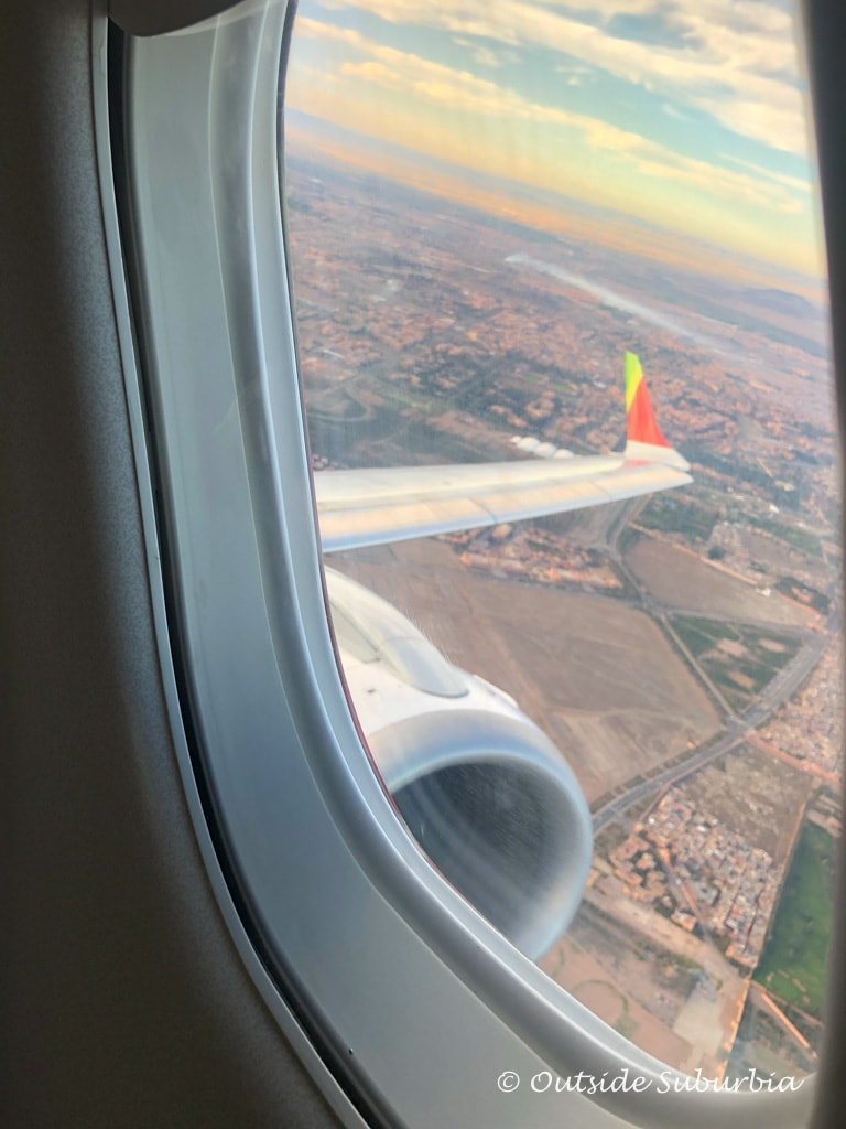 TAP Air Portugal Review | Outside Suburbia