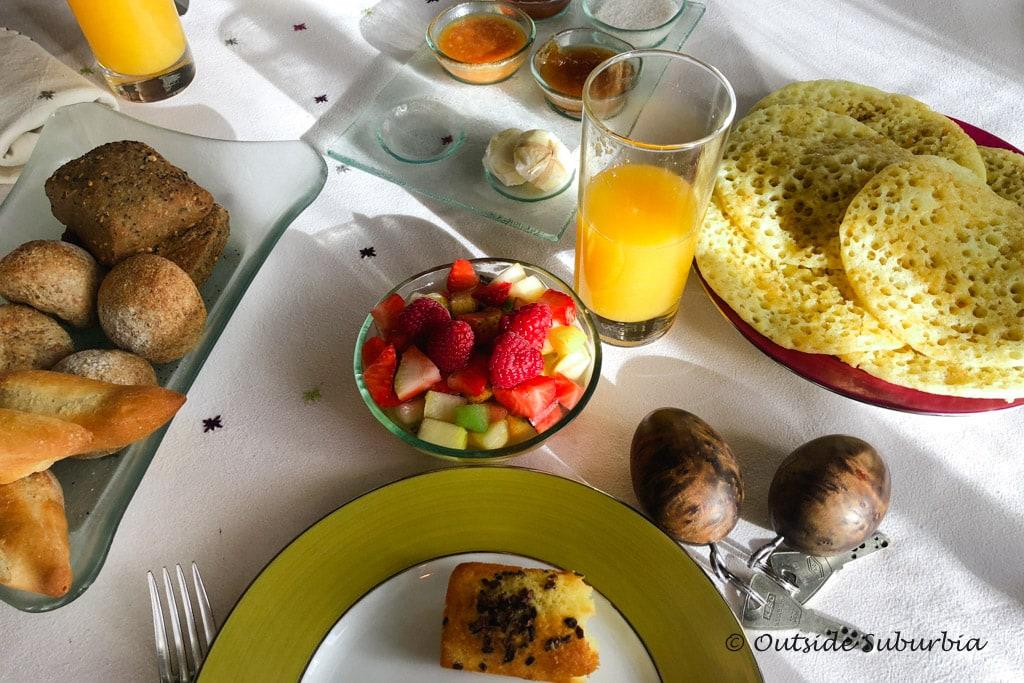 Where to stay in Marrakech: Villa des Orangers