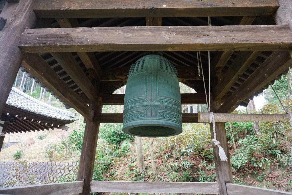 Bell at the Temple of the Golden Pavilion (Kinkaku-ji), Kyoto Temples & Zen Gardens | Outside Suburbia