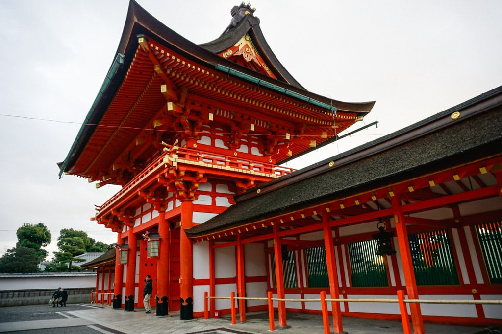 Fushimi Inari Taisha in Kyoto | Outside Suburbia