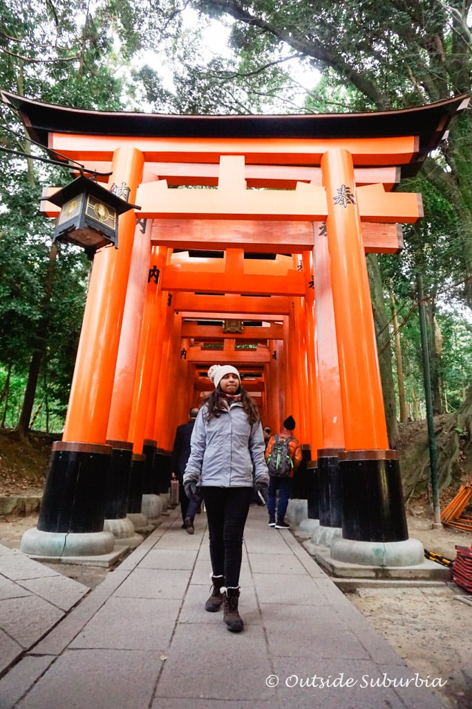 A hike through thousands of Torii Gates at the Fushimi Inari Shrine in Kyoto | Outside Suburbia