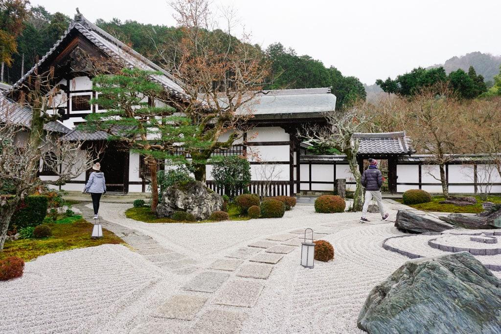 Enkoji, Beautiful Japanese Zen Gardens of Kyoto | Outside Suburbia