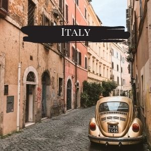 Italy Travel Blogs, Tips and Itineraries by Outside Suburbia