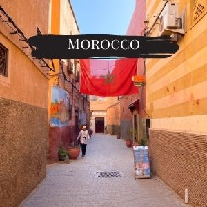 Morocco Travel Blogs, Tips and Itineraries by Outside Suburbia