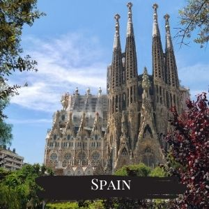 Spain Travel Blogs, Tips and Itineraries by Outside Suburbia