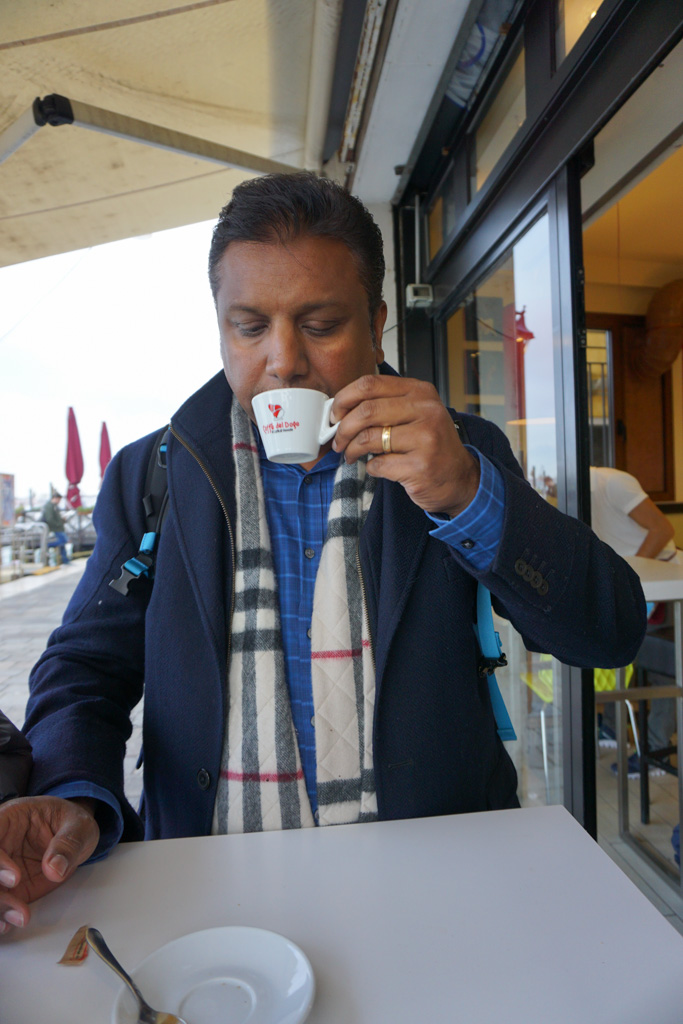 Coffee Culture in Italy | Outside Suburbia