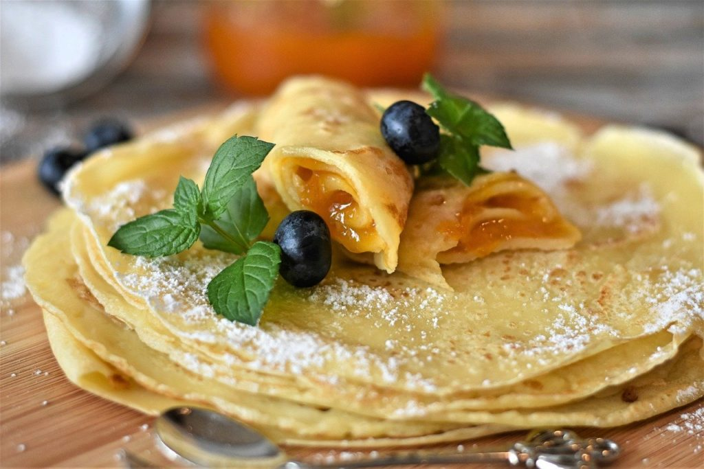 Easy Recipe for making Crepes | Outside Suburbia