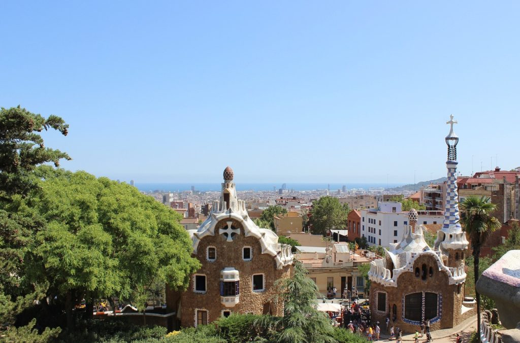 Gingerbread houses, city views and endless photo opportunities at Park Guell | Outside Suburbia