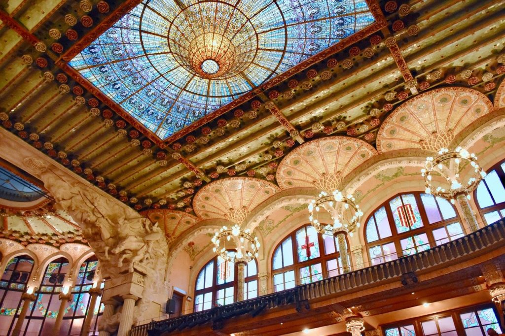 Palau de la Música Catalana - Photo spots and Instagrammable Places in Barcelona | Outside Suburbia