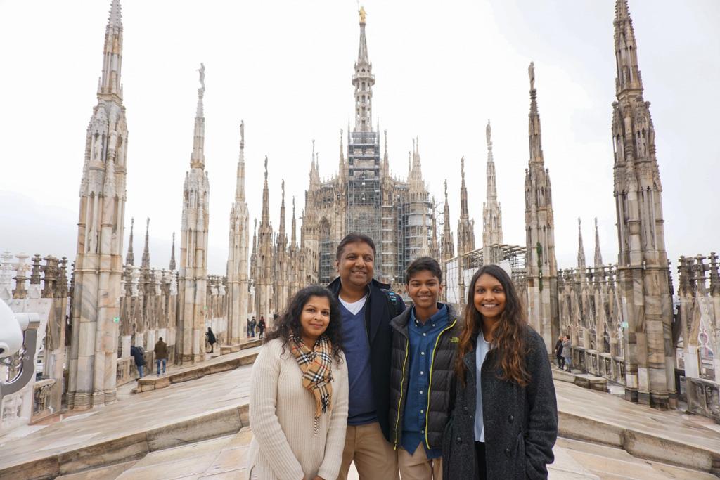 Milan | Priya Vin | Outside Suburbia