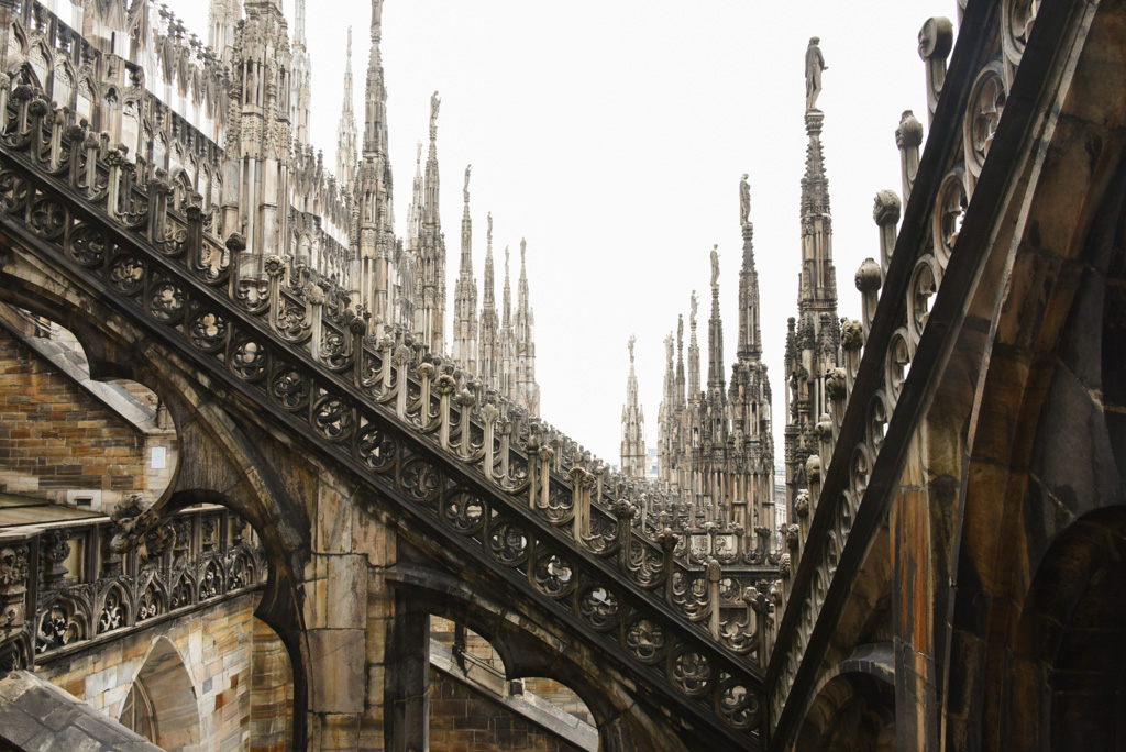 Duomo Rooftop and Milano Cathedral | Outside Suburbia