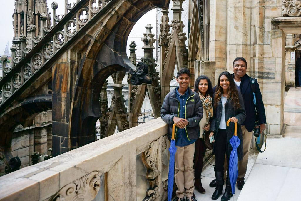 Duomo Milan Cathedral | Outside Suburbia