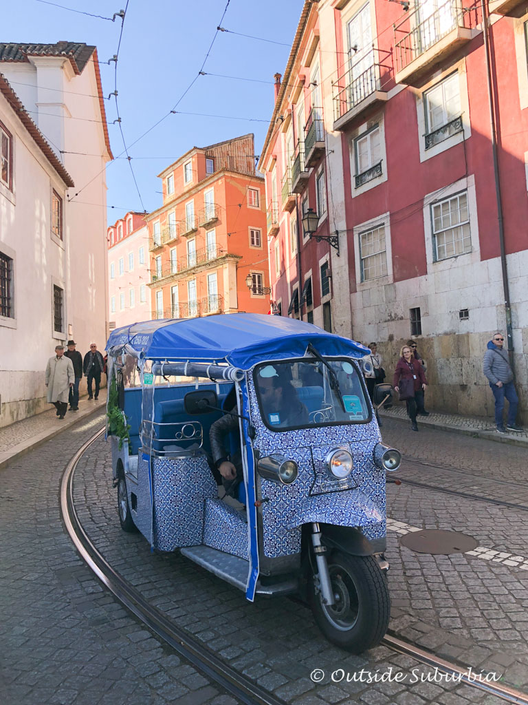 3 day Itinerary & Top things to do in Lisbon | Outside Suburbia