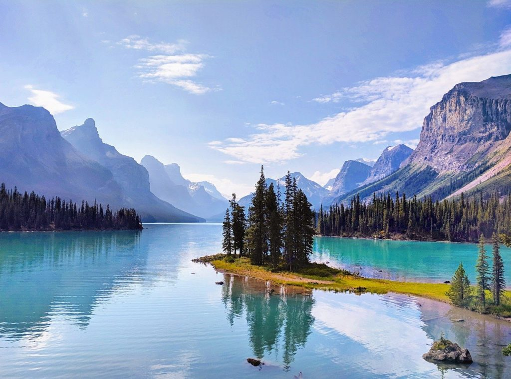 Maligne Lake - One of the 30 Most Beautiful Places in Canada | Outside Suburbia