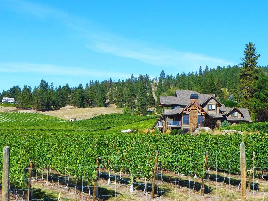 Okanagan Valley, Canada Wine Country | Outside Suburbia