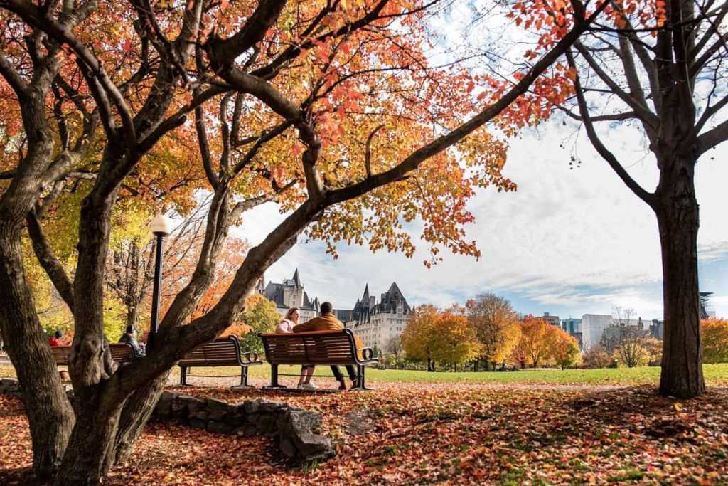 Fall in love with Fall in Ottawa | Outside Suburbia