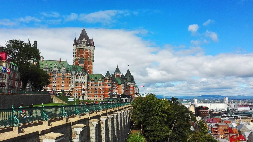 Quebec City has all the charms of a European city | Outside Suburbia