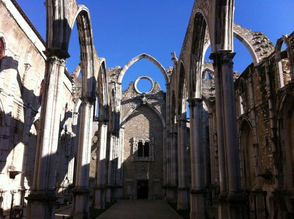 Convento do Carmo, Lisbon | Outside Suburbia