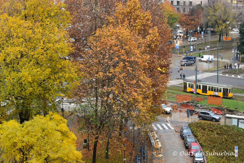 Tram rides in Milan | Outside Suburbia