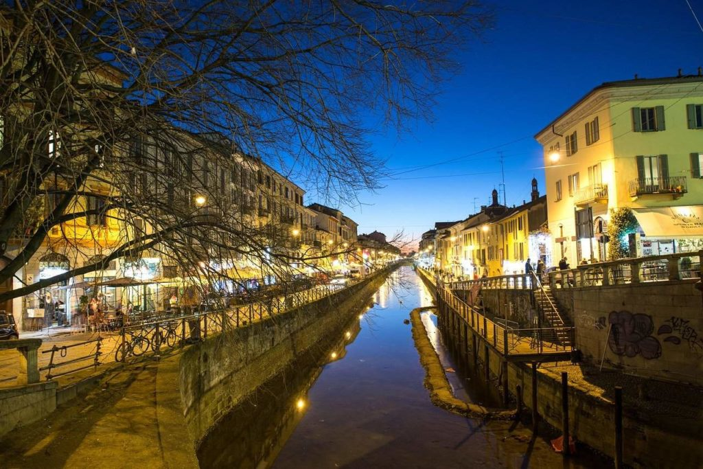 Navigli, is a little like Venice! Charming and unique | Ouside Suburbia