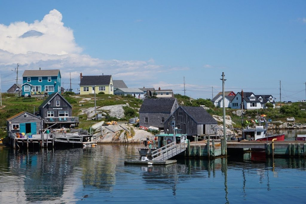Peggy's Cove, Nova Scotia - 30 Most Beautiful Places to visit in Canada | Outside Suburbia