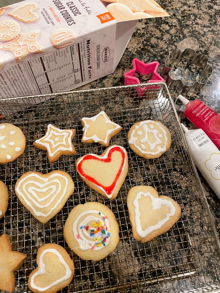 Easy & Best Classic Sugar Cookies  |  Outside Suburbia