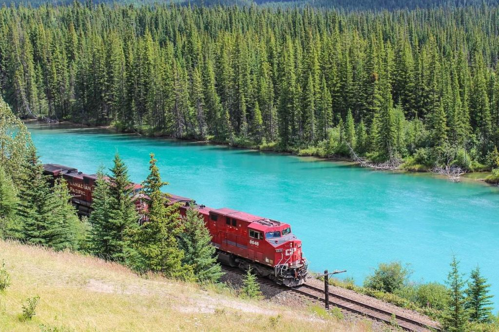 Ride the incredibly scenic Rail Routes in Canada | Outside Suburbia