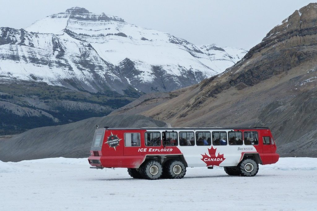 Ultimate glacier experience and one of Best Places to visit in Canada | Outside Suburbia
