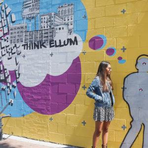 Deep Ellum Texas Murals | Outside Suburbia