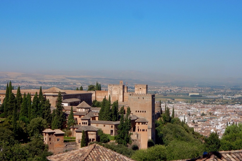 One day in Granada Spain Itinerary | Outside Suburbia