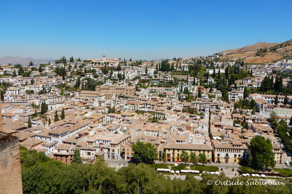 Top things to do in Granada Spain | Outside Suburbia