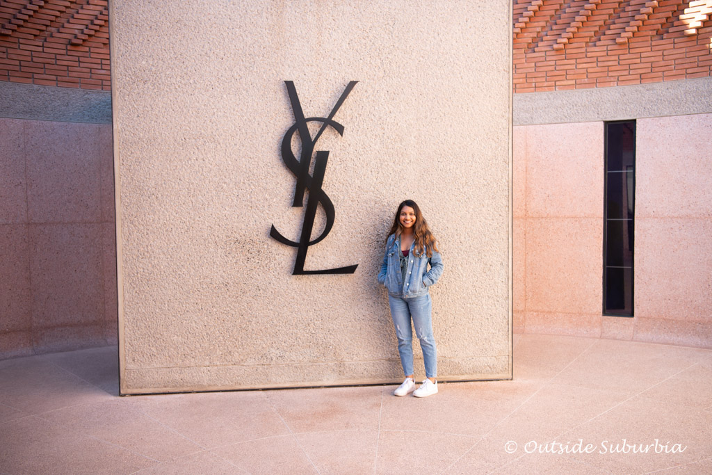 Yves Saint Laurent Museum and Garden in Marrakech, Morocco | Outside Suburbia