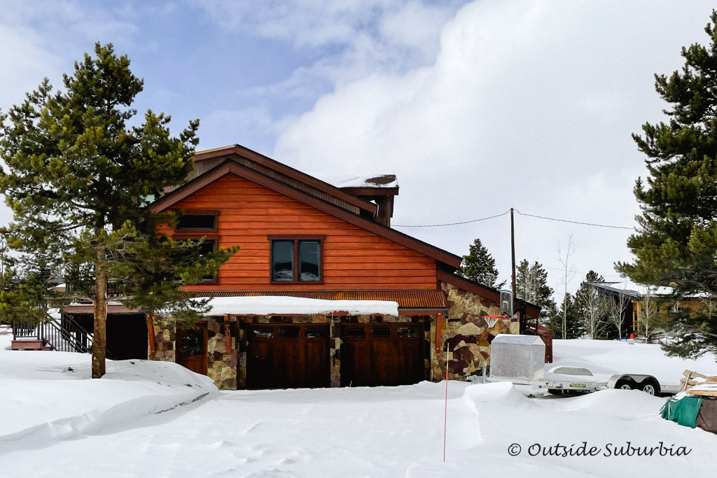 Winter Wonderland | Colorado | Outside Suburbia