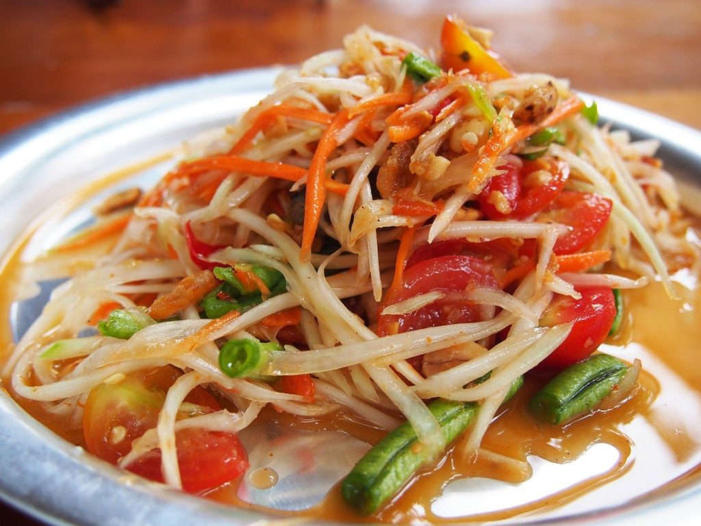 Som Tum: Best Thai dishes you must try in Thailand | Outside Suburbia