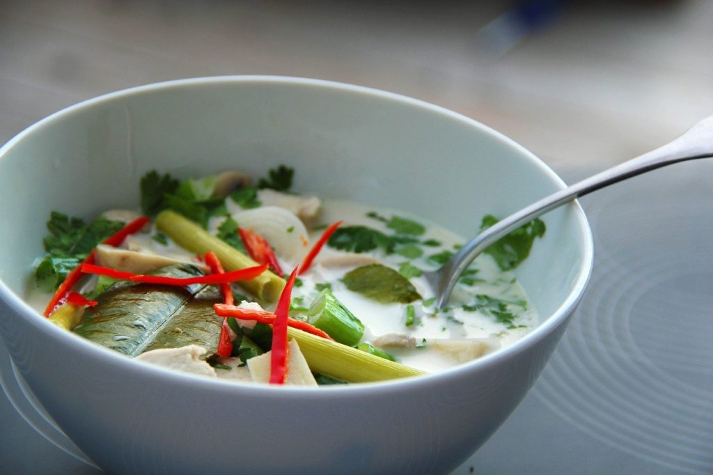 Tom Kha Gai - Best Thai dishes you must try in Thailand | Outside Suburbia