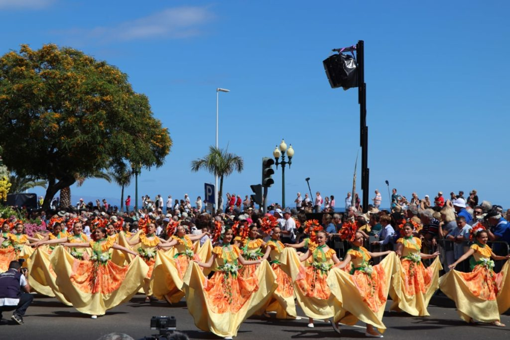 Festa da Flor or The Flower Festival is one of Madeira's top attractions | Outside Suburbia