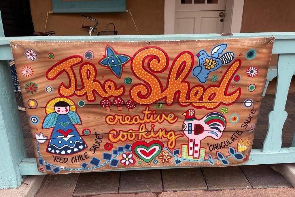The Shed, Santa Fe, NM | Outside Suburbia