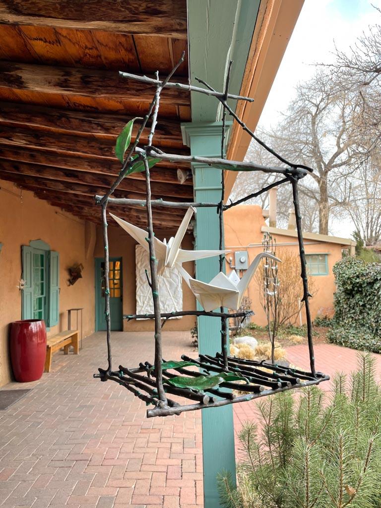 Kevin Box Studios, Santa Fe | Outside Suburbia