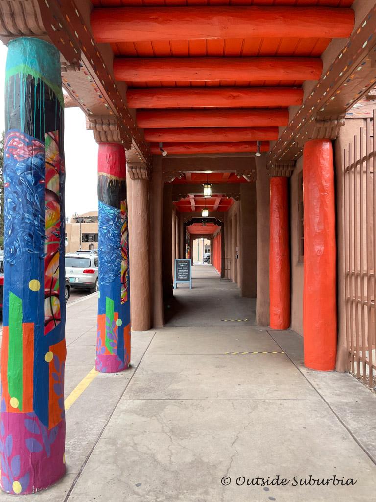 MoCNA Museum in Santa Fe, NM | Outside Suburbia