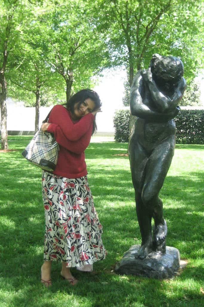 Nasher Sculpture Garden, Dallas