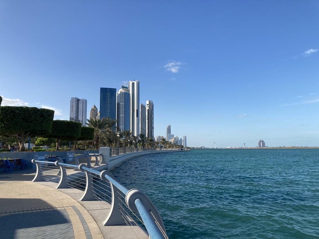 Abu Dhabi Corniche - 3 day Itinerary | Outside Suburbia