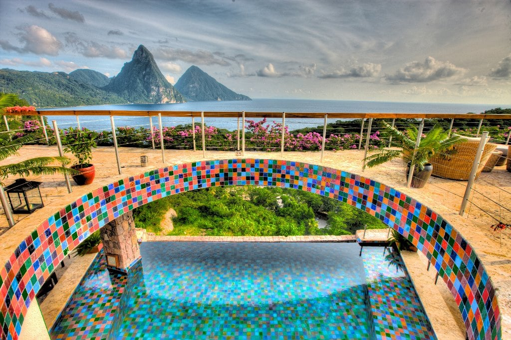 The most romantic resort in the Caribbean   Outside Suburbia