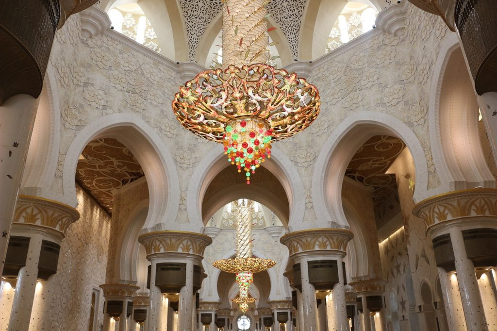 Sheikh Zayed Mosque: One of the Islamic world's most stunning architectural gems   Outside Suburbia
