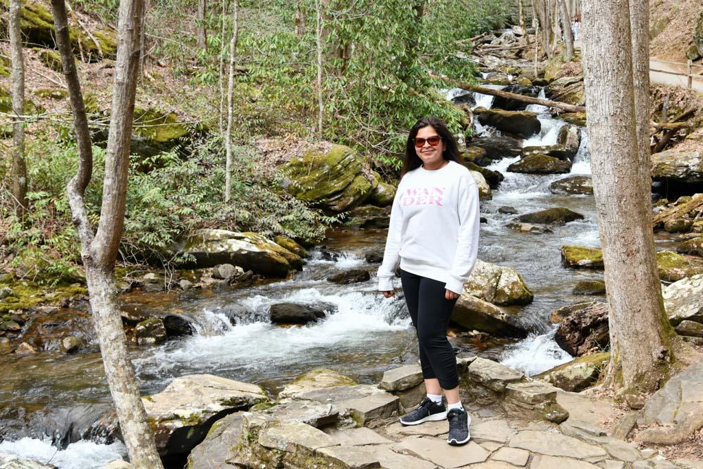 Anna Ruby Falls, Helen, Georgia | Outside Suburbia