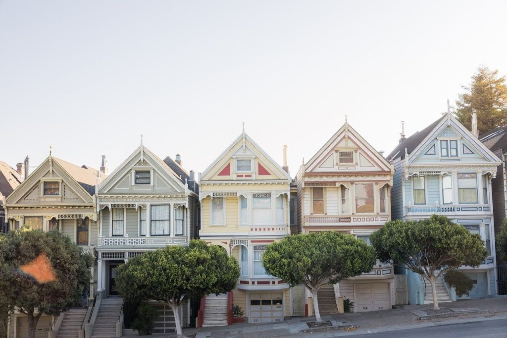 Painted Ladies in San Francisco | Outside Suburbia