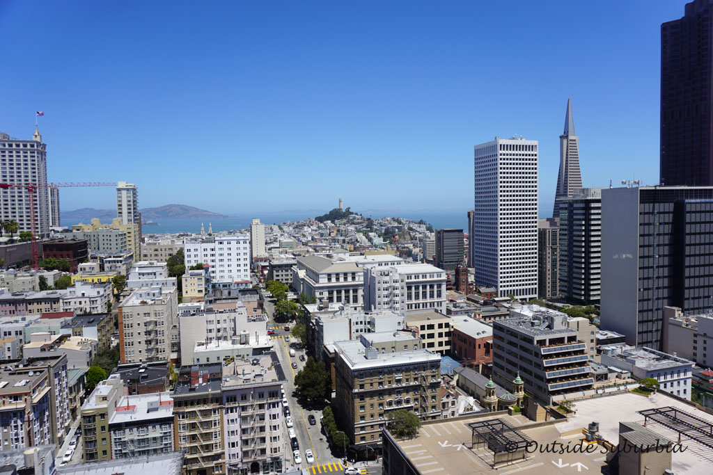 Best viewpoints to see the San Francisco Skyline | Outside Suburbia
