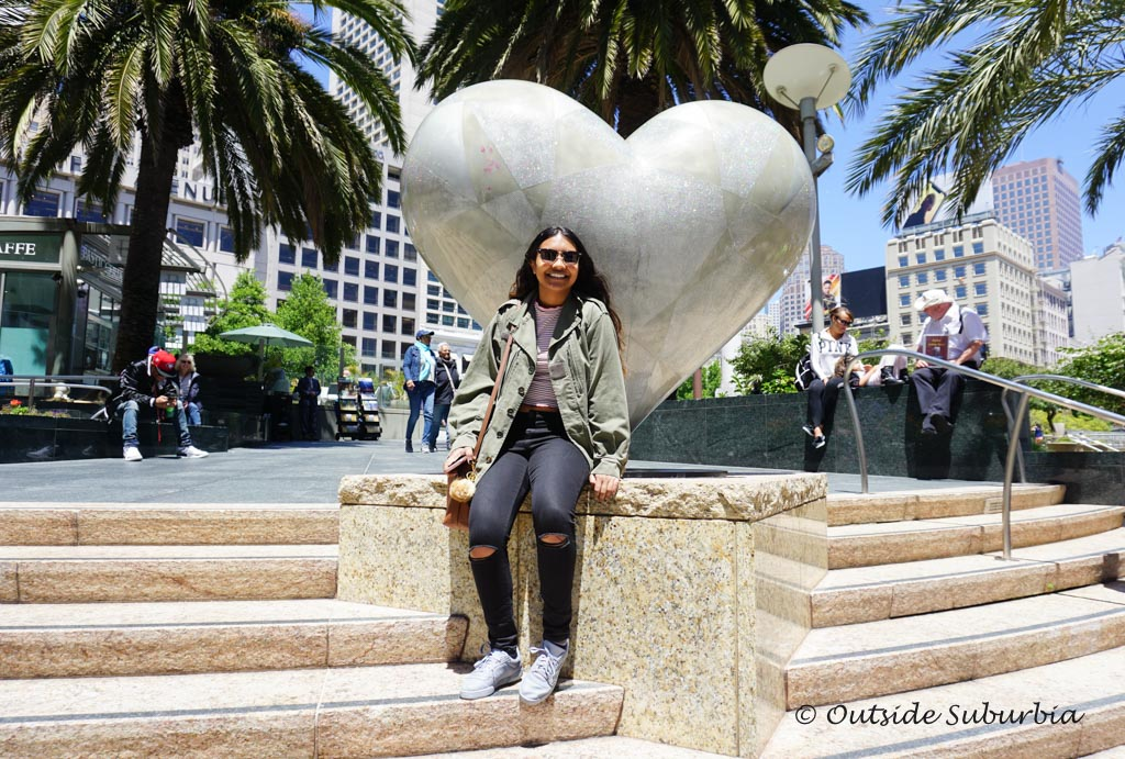 Girls Weekend in San Francisco | Outside Suburbia
