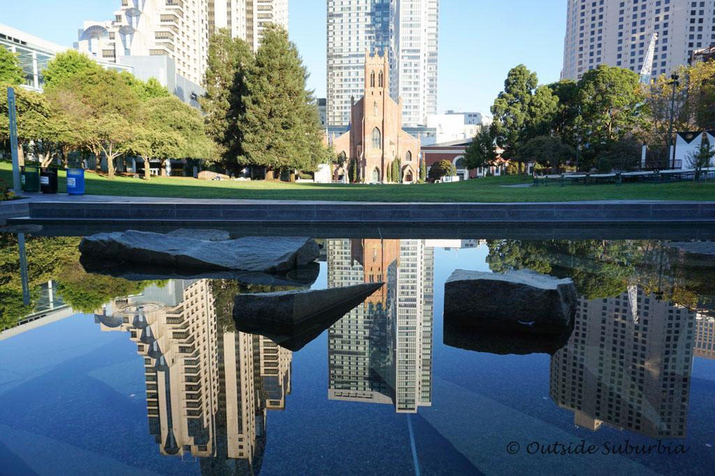 Yerba Buena Gardens, San Francisco | Outside Suburbia